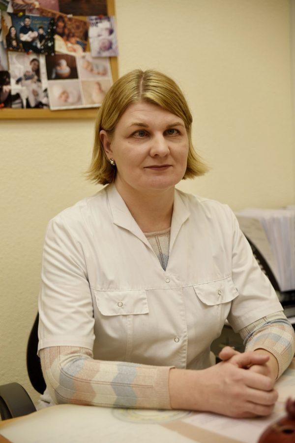 Акушер-гинеколог Домрачева Ирина Станиславовна