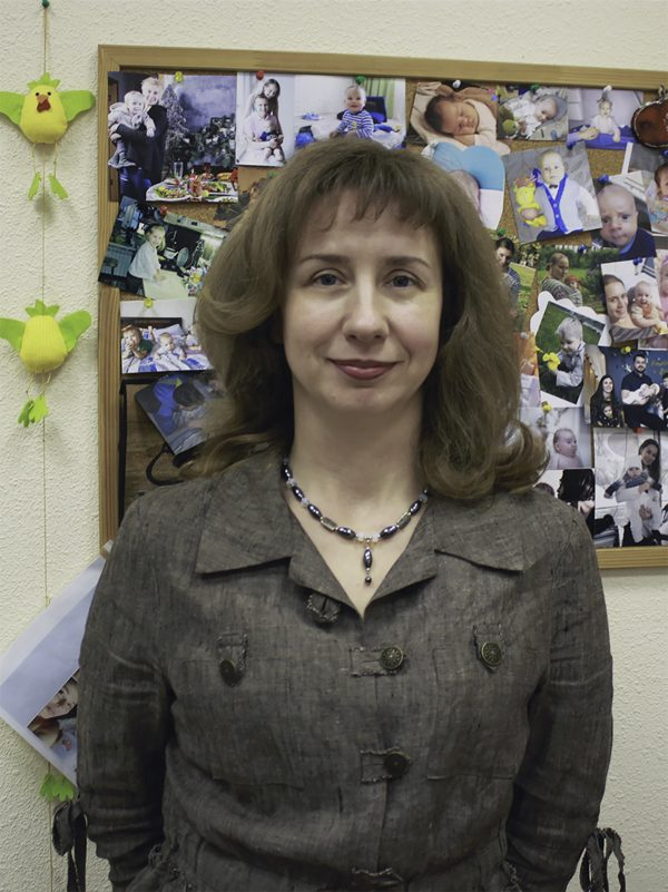 Акушер-гинеколог Дубова Елена Дмитриевна