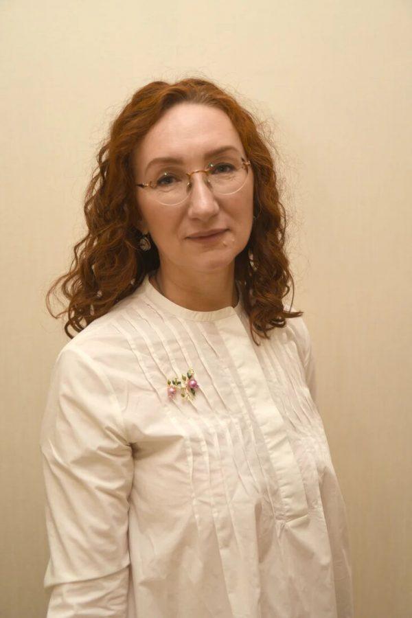 Акушер-гинеколог Левильен Елена Юрьевна